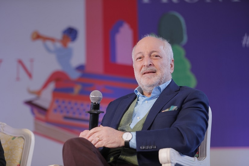 Call Me By Your Name author André Aciman on writing about love, desire, longing, and loss