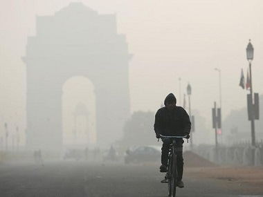 Delhi air quality deteriorates to 'severe' category with AQI at 408, authorities issue list of precautions