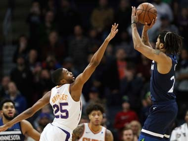 NBA: Derrick Rose nails game-winning three-pointer for Timberwolves; Clippers beat Spurs to snap five-game losing streak