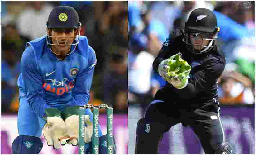 India vs New Zealand: Tom Latham, MS Dhoni and the wicket-keepers art of going unnoticed
