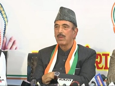 Congress leader Ghulam Nabi Azad said the party will contest on all 80 seats in Uttar Pradesh for the Lok Sabha elections. ANI