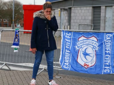 Premier League: Emiliano Sala's sister Romina says she would never stop searching for missing Cardiff City footballer