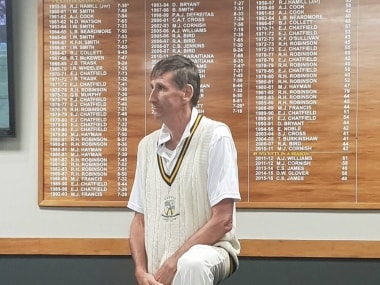 Former New Zealand bowler Ewen Chatfield retires from cricket at 68 after running out of steam