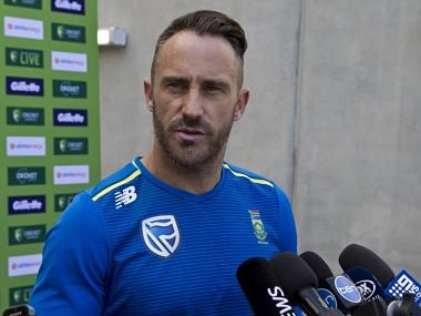 South Africa vs Pakistan: Faf du Plessis says Newlands pitch was challenging on first two days but offered rewards for batsmen later on