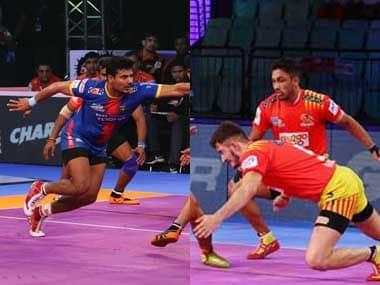 Pro Kabaddi league qualifier, Gujarat Fortunegiants vs UP Yoddha: Gujarat Fortunegiants enter second successive final