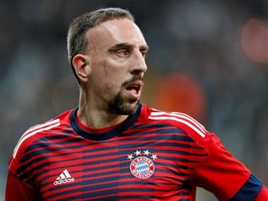 Bundesliga: French winger Franck Ribery hoping for Bayern Munich return after calling quits on career