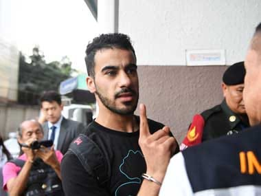 Bahrain insist on extradition of semi-professional footballer Hakeem Alaraibi from Thailand despite international outcry