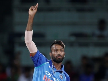 File image of Hardik Pandya. Reuters