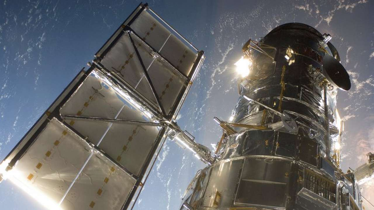Hubble Space Telescopes camera is back in action after one-week shutdown