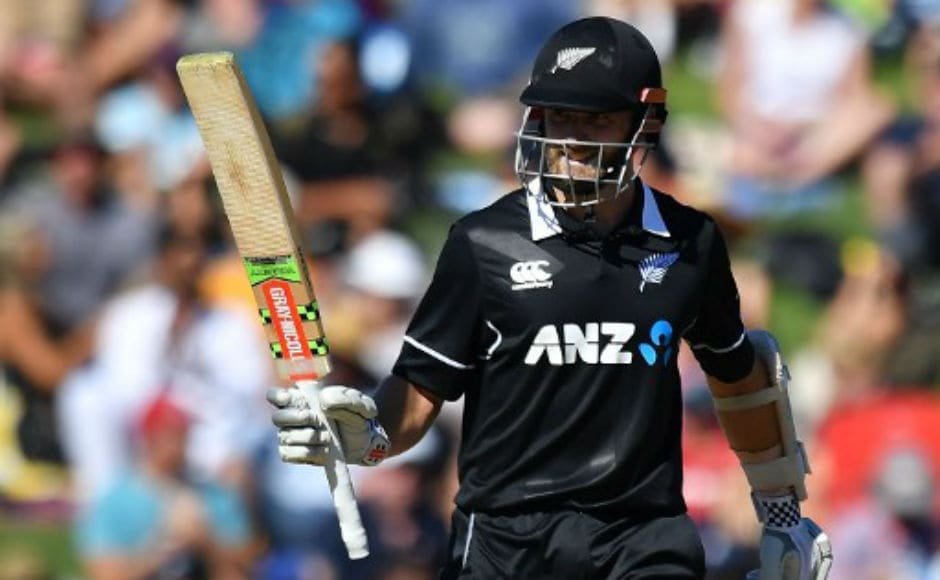 Kane Williamson was the best batsman for New Zealand on Wednesday as the Kiwi captain struck 64 off 81 deliveries which included 7 boundaries. Heheld the NZ innings from one end but there was no support from the other end which resulted in him getting out while trying to up the scoring-rate. In the end, Kiwis got all-out on 157. AFP