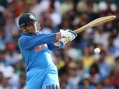 India vs Australia: MS Dhoni completes 10,000 ODI runs for India, becomes fifth Indian batsman to reach milestone