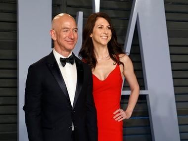 Amazon Ceo Jeff Bezos Wife Mackenzie Announce Plan To Divorce After