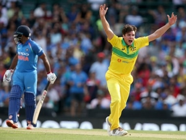 India vs Australia: Armed with multiple skills, fast bowler Jhye Richardson makes up for atypical built