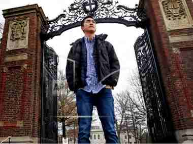 First Dreamer to win Rhodes scholarship, South Korean Harvard graduate Jin Park fears he may not be able to return to US