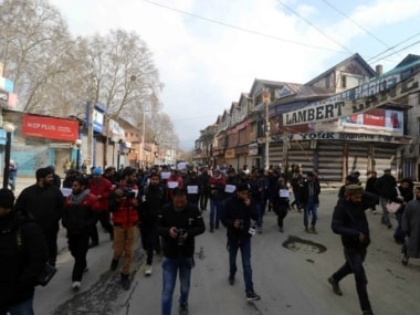 Editors Guild issues statement on barring of Kashmiri journalists from R-Day event; calls it State-sponsored attack on press freedom