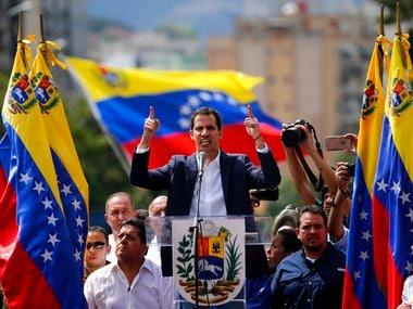 EU cautious as allies back Venezuela acting president Juan Guaido; fears open support could put European expats at risk