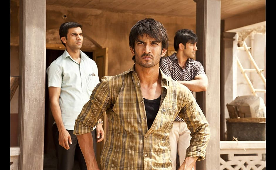 Sushant Singh Rajput began his career with <em>Kai Po che in 2013</em>. His role as a cricket coach and loyal friend won many hearts. His performance left everyone impressed and marked its as a remarkable debut. Source: IMDb
