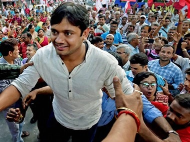 JNU sedition case: Delhi govt seeks legal advice on sanctioning prosecution of Kanhaiya Kumar, nine others