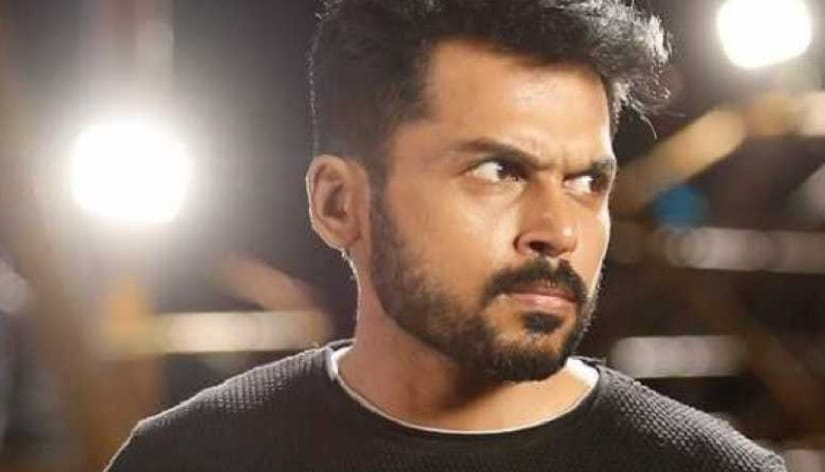 Karthi could bounce back from Dev drubbing with Kaithi, film with Jyothika, and Mani Ratnams Ponniyin Selvan