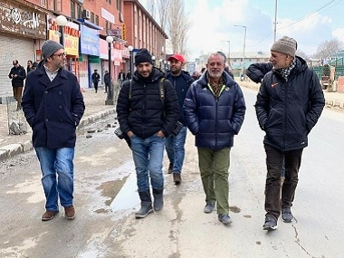 Republic Day ban on Kashmiri journalists part of state governments longstanding effort to scare scribes into silence