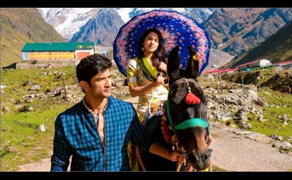 In <em>Kedarnath</em>, Sushant played the role of a pithoo named Mansoor and brought on the screen the sweetness, innocence and maturity required for his character.