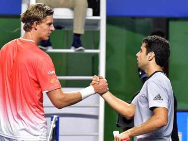 Maharashtra Open 2019: Former finalists Gilles Simon, Kevin Anderson set up semi-final clash