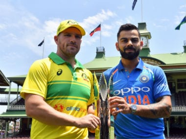 LIVE cricket score, India vs Australia, 3rd ODI in Melbourne: Bhuvneshwar Kumar removes Carey cheaply