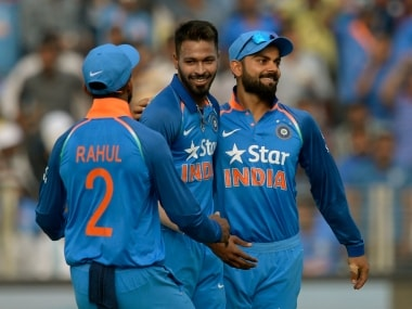 India's cricket Captain Virat Kohli said the team We definitely don't support Hardik Pandya, KL Rahul's inappropriate comments. AFP