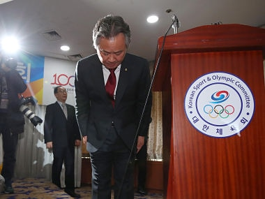 South Korean Olympic chief apologises for systematic flaw which failed to prevent sexual assault of athletes by coaches