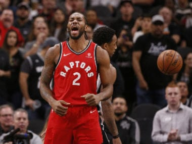 NBA fines Los Angeles Clippers coach Doc Rivers over comments about Toronto Raptors star Kawhi Leonard