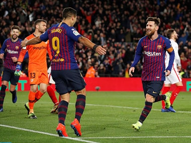 LaLiga: Barcelonas stunning comeback against Villarreal showed teams hunger to win the league, says Luis Suarez