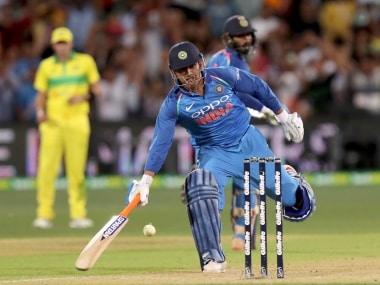 India vs Australia: Did MS Dhoni take an illegal single in visitors' win against Aussies in second ODI? Social Media debates