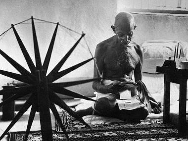 Gandhi and self-transformation: The Mahatma's life is an example of philosophy as the art of living