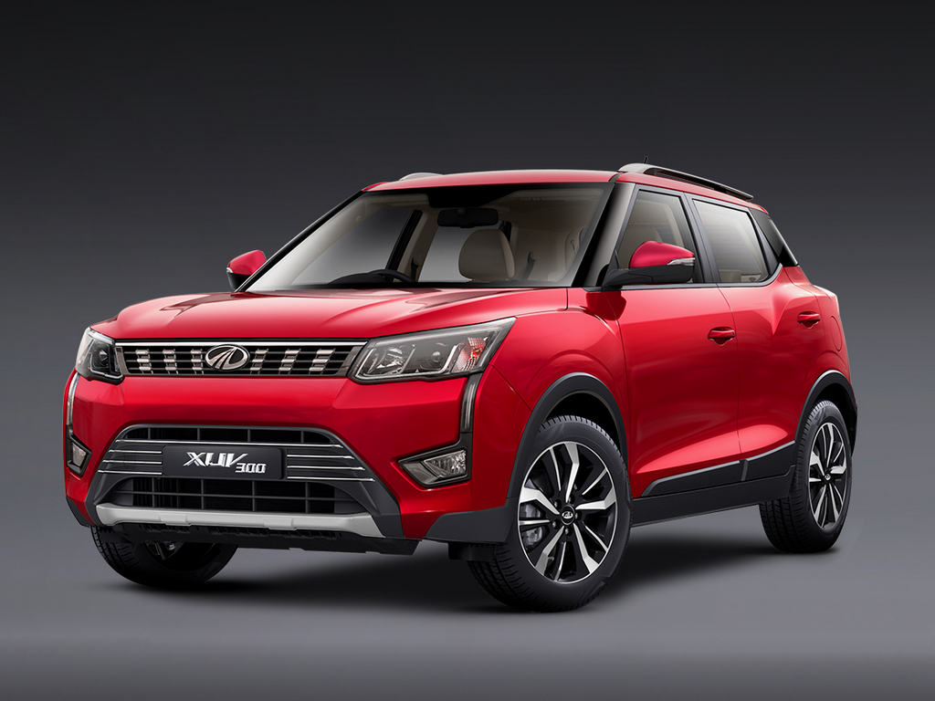 Upcoming Mahindra XUV300 SUV to launch in 4 variants, ABS to come as standard