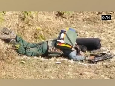 Jharkhand Police informed that the deceased was the main hand behind major Maoists attacks. ANI