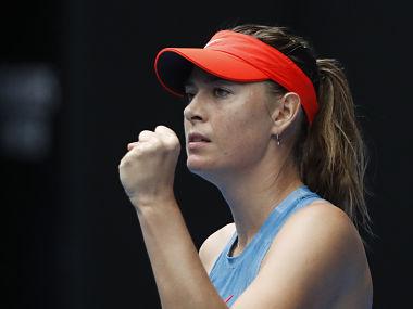 Australian Open 2019: Maria Sharapova stuns defending champion Caroline Wozniacki; Rafael Nadal, Roger Federer enter last-16