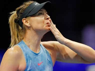 Fit-again Maria Sharapova set to return to tour after accepting wildcard entry at Mallorca Open