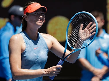 Australian Open 2019: Maria Sharapova says passion for tennis remains undimmed after dishing a double bagel to Harriet Dart