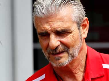 Ferrari set for management changes after replacing team principal Maurizio Arrivabene with technical director Mattia Binotto