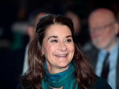 Melinda Gates says world has become dramatically healthier in past 20 years, global health funds behind progress