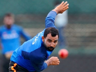 File image of Mohammed Shami. Reuters