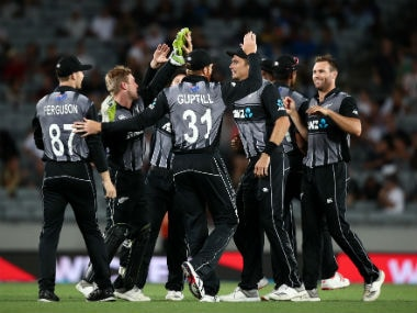New Zealand vs Sri Lanka: Doug Bracewell, Scott Kuggeleijn's all-round efforts guide Black Caps to 35-run win in one-off T20I
