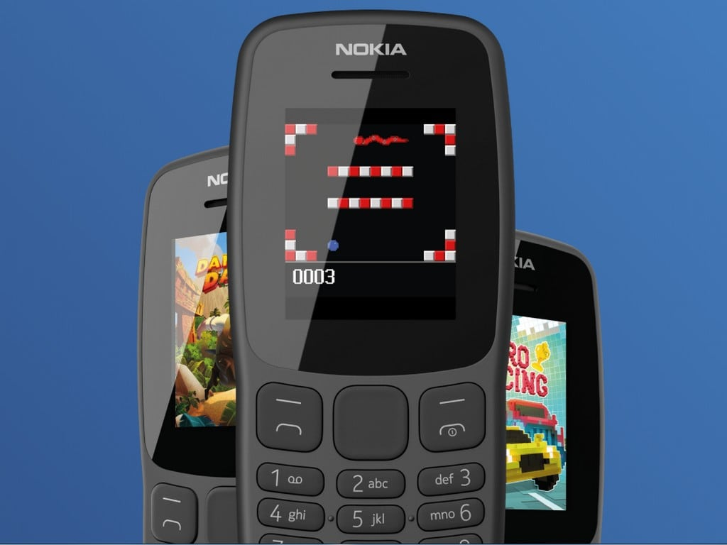 Nokia 106 feature phone with dual SIM goes up for sale on Amazon and Flipkart
