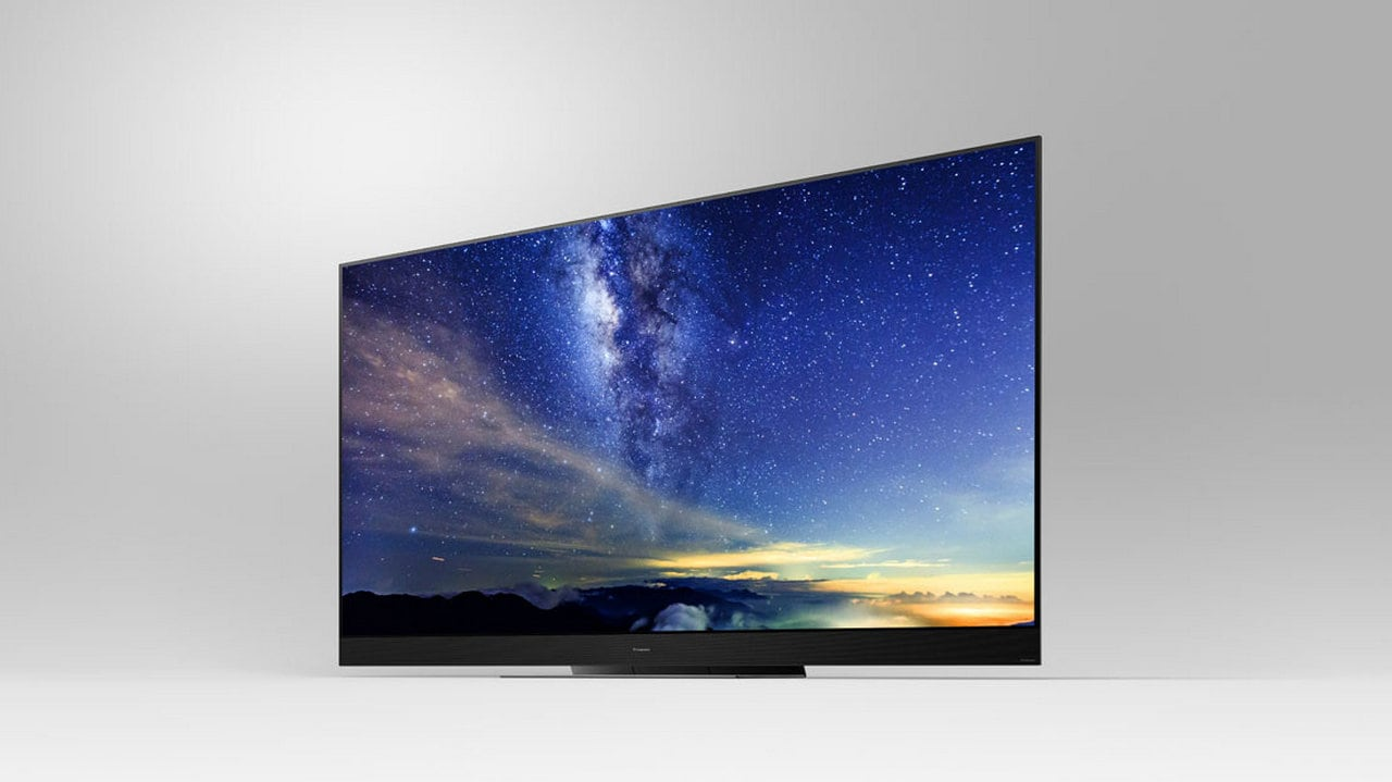 Panasonics GZ2000 4K OLED TV unveiled at CES is an ode to colour accuracy nerds