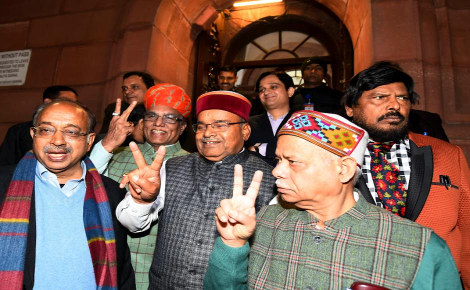 The Lok Sabha worked for 46 percent of its scheduled hours and the Rajya Sabha for 26 percent, marking a moderately productive Winter Session. PTI