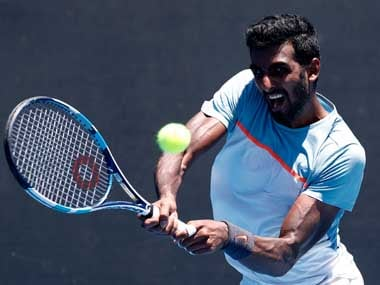Davis Cup 2019: Anything can happen over just three sets, says Prajnesh Gunneswaran ahead of Italy clash