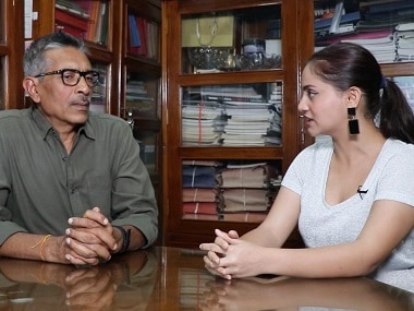 Watch: Director-producer Prakash Jha speaks about #MeToo in Bollywood