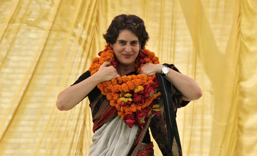 As the Congress party fell to a historic low of 44 Lok Sabha seats in 2014, demands for Priyanka to enter politics have been raised time and again. Reuters