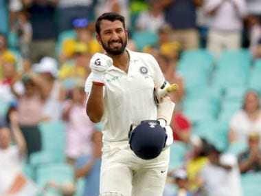 Ranji Trophy 2019-20: Cheteshwar Pujara enters elite list with 50th first-class century during Saurashtra-Karnataka match