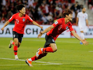 AFC Asian Cup 2019: South Korea see off gutsy Bahrain in extra time to stumble into the quarter-finals